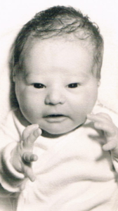 Birth photo 1965