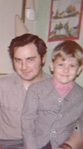 dad and I 1