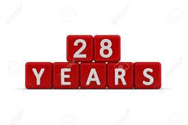 28-years
